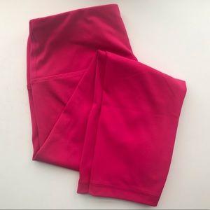 Yogalicious Hot Pink Leggings Size Medium